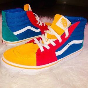 Vans Worlds #1 Skateboard Shoe